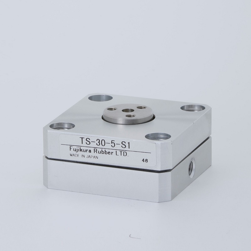 Thin diaphragm type cylinder